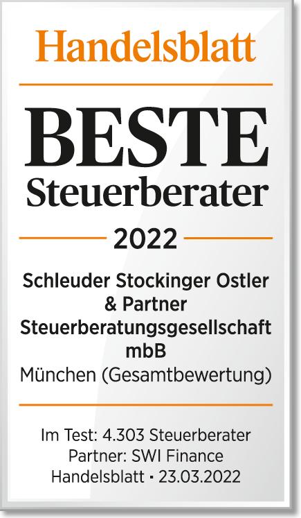 Label Bester Steuerberater 2021